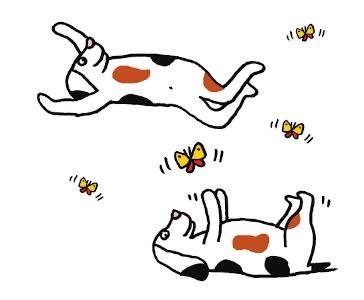 8. Motýlek